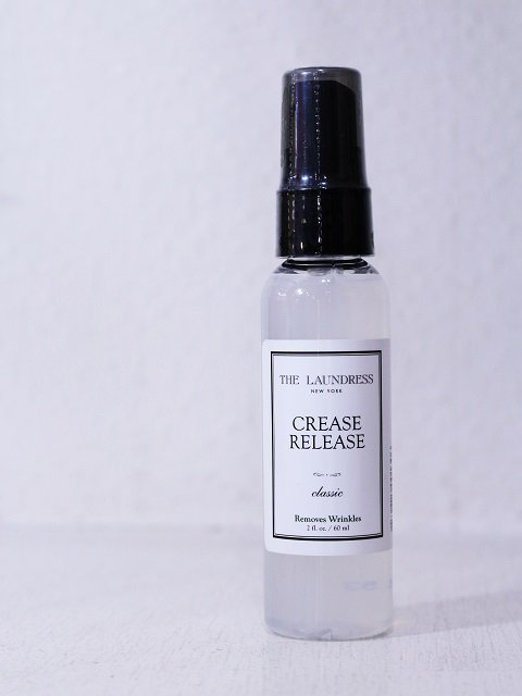【THE LAUNDRESS】CREASE RELEASE Classic 60ml:メイン画像