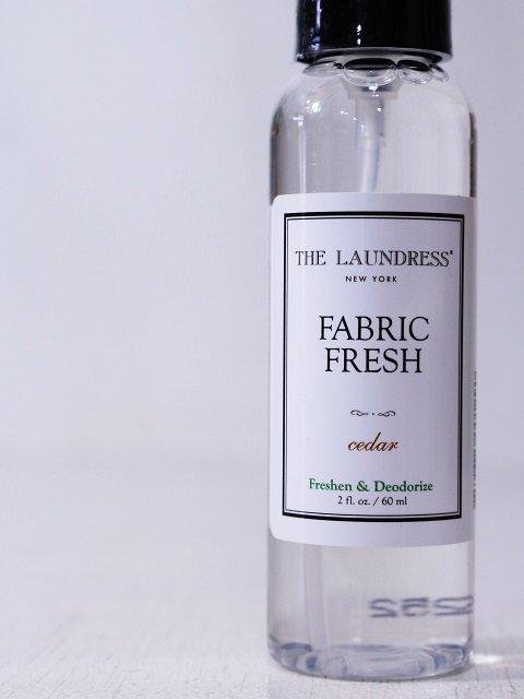 【THE LAUNDRESS】FABRIC FRESH Cedar 60ml:画像3