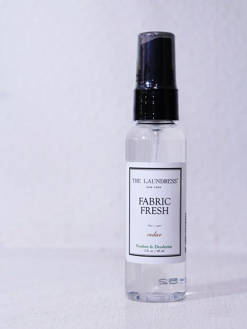 【THE LAUNDRESS】FABRIC FRESH Cedar 60ml