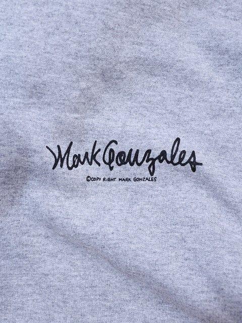 【MARK GONZALES】SWEAT PARKA:画像3