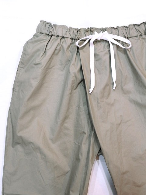 【MANUAL ALPHABET】EASY THAI PANTS:メイン画像