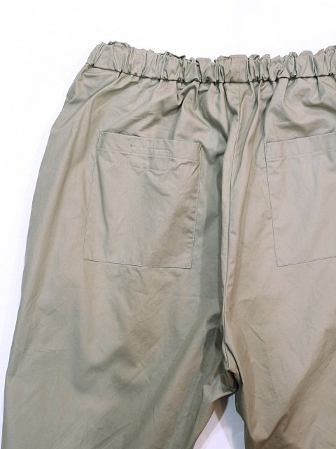 【MANUAL ALPHABET】EASY THAI PANTS:画像2