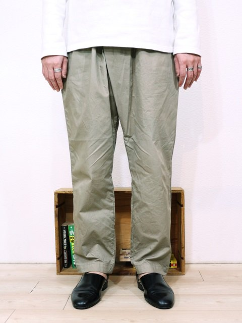 【MANUAL ALPHABET】EASY THAI PANTS:画像4