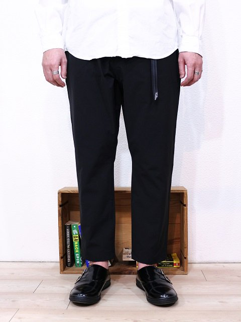 "【MANEBU】""SLIM SLACKS""PANTS:画像4"