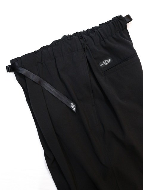 "【MANEBU】""LOOSE EASY TUCK SLACKS""PANTS:画像2"