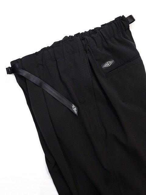 "【MANEBU】""LOOSE EASY TUCK SLACKS""PANTS:画像2"
