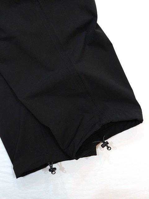 "【MANEBU】""LOOSE EASY TUCK SLACKS""PANTS:画像3"
