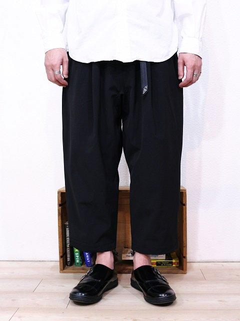 "【MANEBU】""LOOSE EASY TUCK SLACKS""PANTS:画像4"