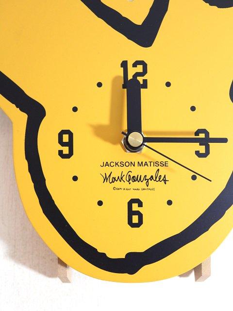 【JACKSON MATISSE】GONZ CLOCK:画像4