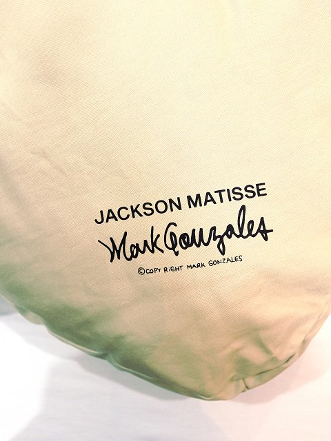 【JACKSON MATISSE】GONZ BIG CUSHION:画像4