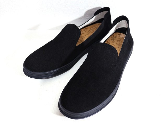"【MANEBU】""HEEHAW LIGHT""SUEDE"