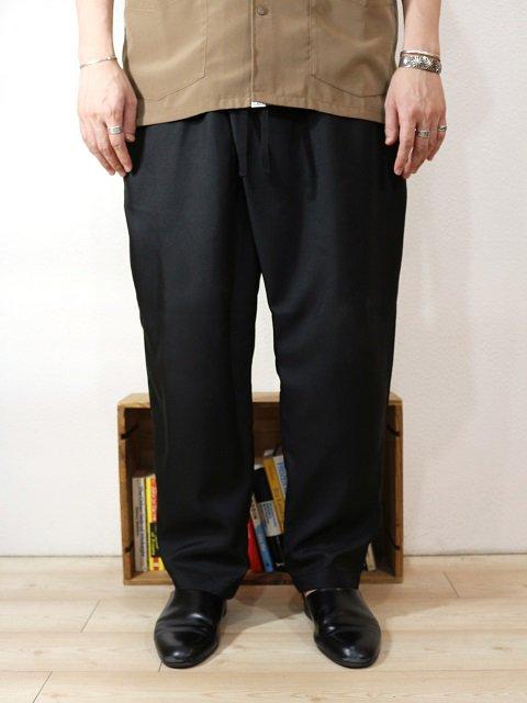 【MANUAL ALPHABET】SURGE EASY PANTS:画像4