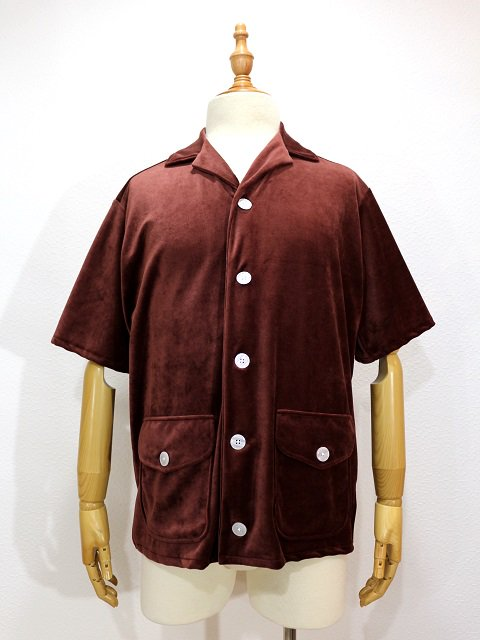 【TOWN CRAFT】VEROUR BEACH SHIRTS:メイン画像