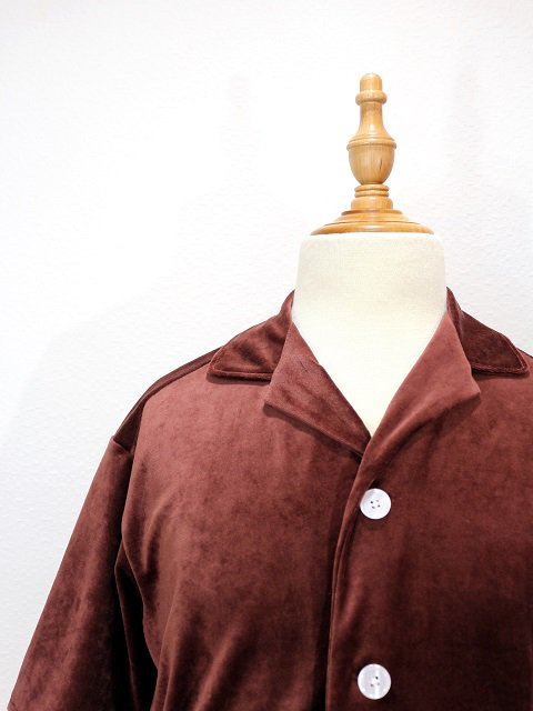 【TOWN CRAFT】VEROUR BEACH SHIRTS:画像2