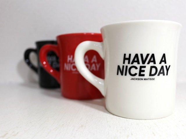 【JACKSON MATISSE】HAVE A NICE DAY Mug:画像3
