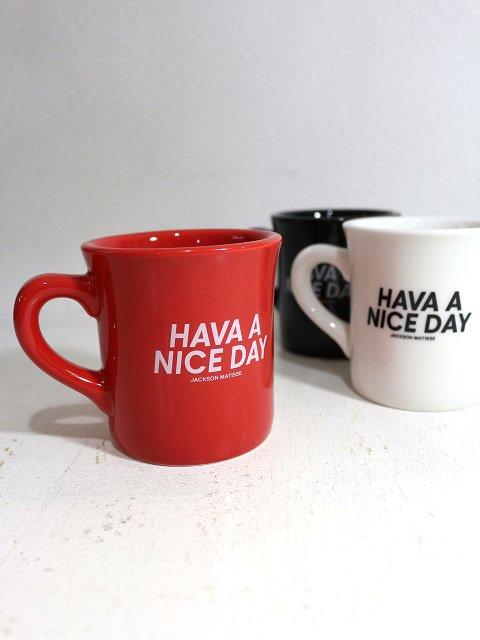 【JACKSON MATISSE】HAVE A NICE DAY Mug:画像2
