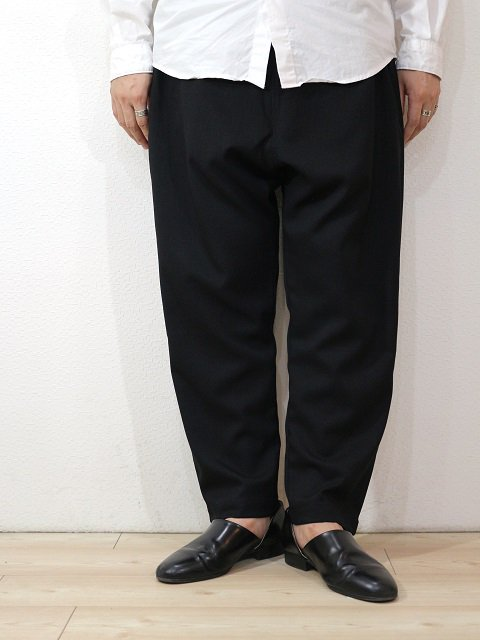 【ReRe】COMFORT TROUSERS:画像4
