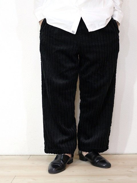 【ReAdd】CORDUROY WIDE PANTS(R80535):画像4