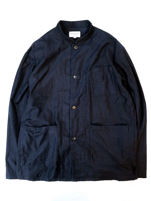 【MANUAL ALPHABET】CORDUROY WORK SHT JKT:画像2