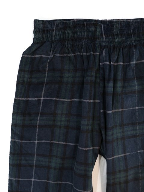 【COOKMAN】Chef Pants Corduroy Tartan:画像2