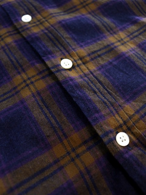 【modem design】TARTAN CHECK FLANNEL SHIRT(M-1807755):画像3