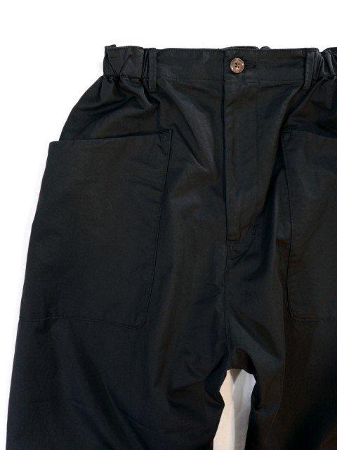 【KAFIKA】FLANDERS LINEN DECK PANTS:メイン画像