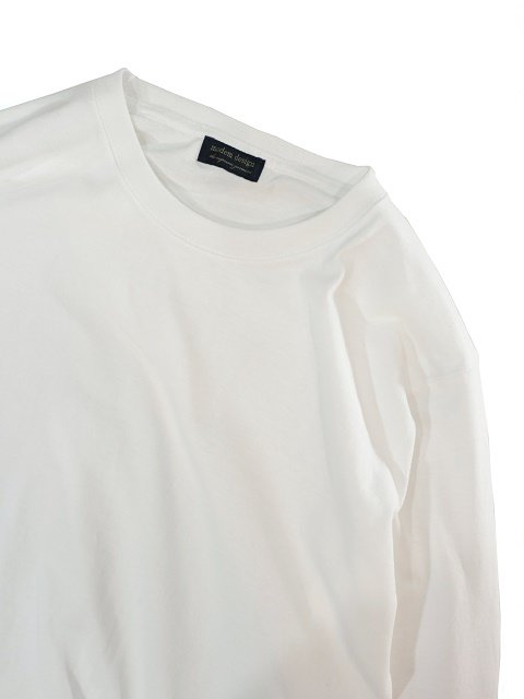 【modem design】U.S. COTTON L/S TEE(S-4):画像3