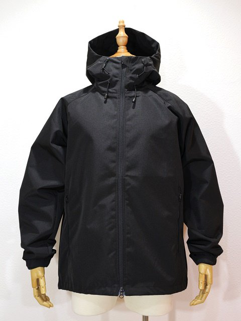 【modem design】DOUBLE ZIP HOOD JACKET(M-1811051):メイン画像