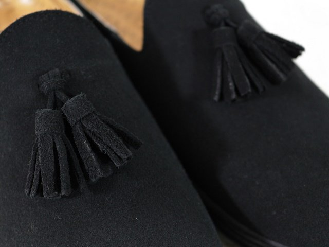"【MANEBU】""PRAN SLIPPER""SUEDE:画像3"