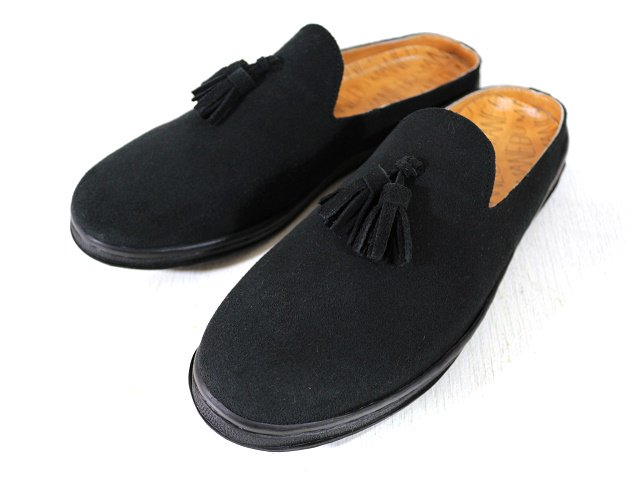 "【MANEBU】""PRAN SLIPPER""SUEDE"