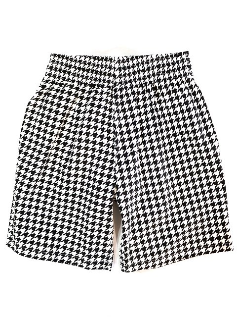 【COOKMAN】Chef Short Pants Big Cidori:画像1