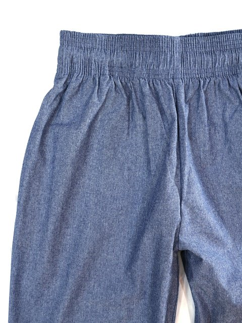 【COOKMAN】Chef Pants Chambray:画像1