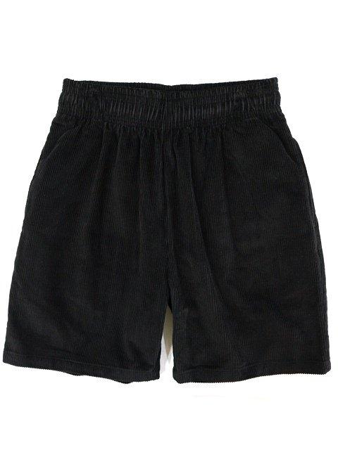 【COOKMAN】Chef Short Pants Corduroy