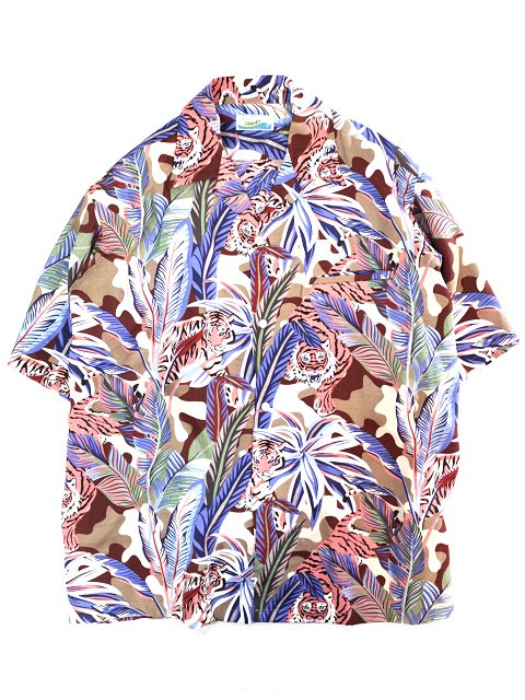 【PENNY'S】HAWAII PRINTED SHIRTS:メイン画像