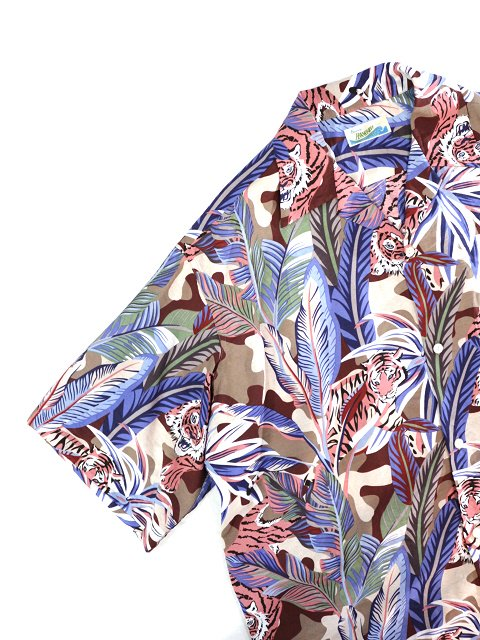 【PENNY'S】HAWAII PRINTED SHIRTS:画像2