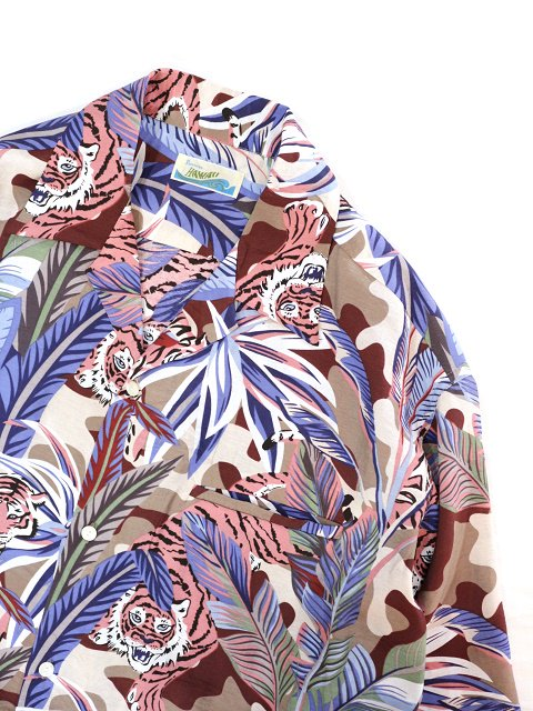 【PENNY'S】HAWAII PRINTED SHIRTS:画像3