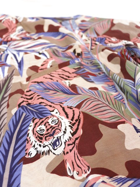 【PENNY'S】HAWAII PRINTED SHIRTS:画像4