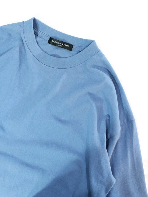 【ELEVEN EIGHT】HEAVY WEIGHT SWEAT STYLE S/S:画像3