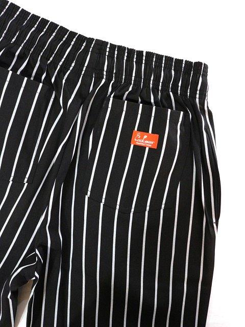 【COOKMAN】Chef Pants Stripe:画像2