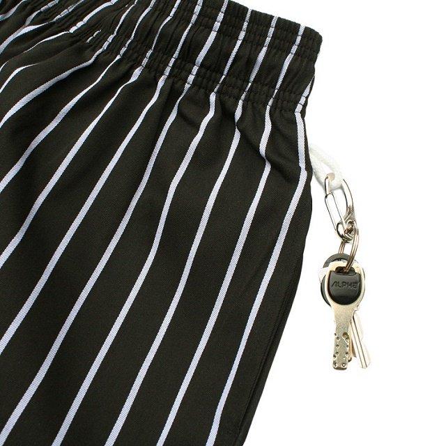 【COOKMAN】Chef Pants Stripe:画像3