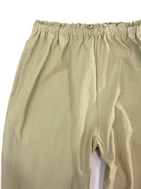 """【DE-NA-LI】""""Y""""Pants(4way撥水):画像2"""
