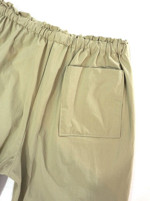 """【DE-NA-LI】""""Y""""Pants(4way撥水):画像3"""