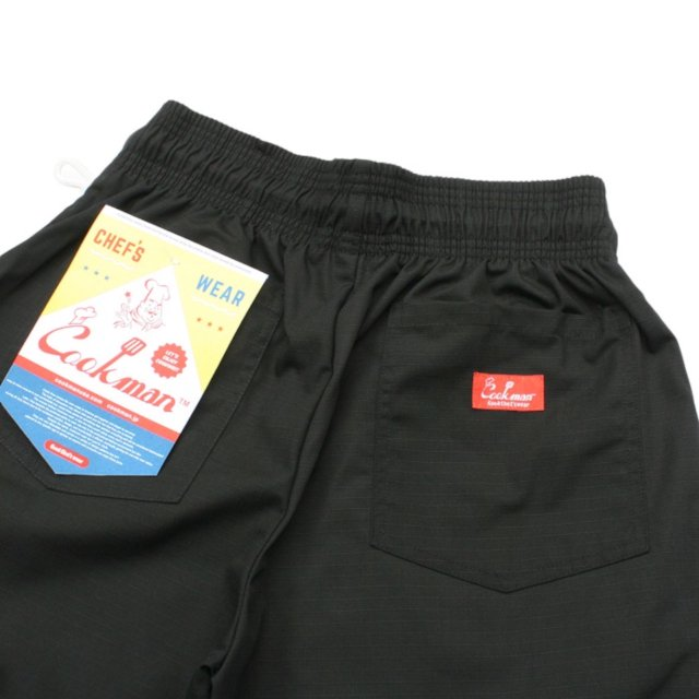 【COOKMAN】Chef Pants Ripstop:画像4
