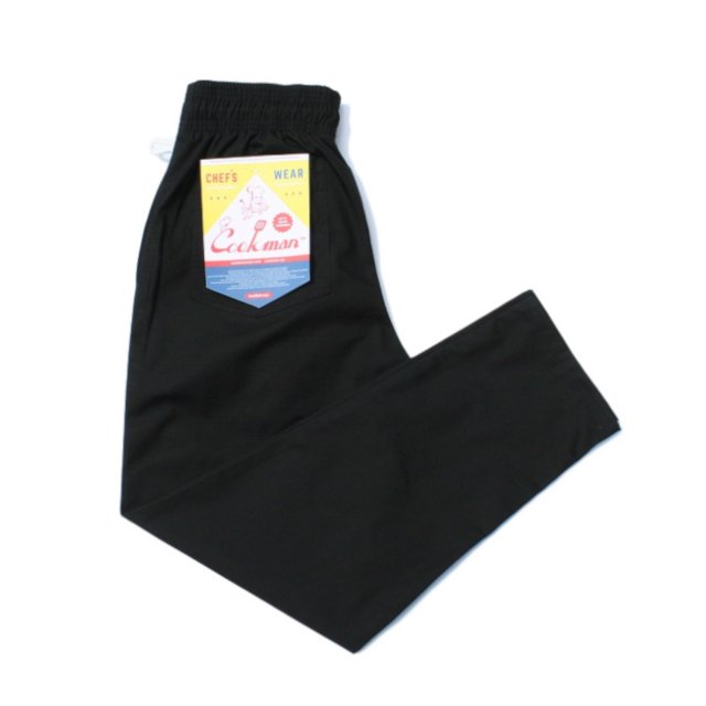 【COOKMAN】Chef Pants Ripstop