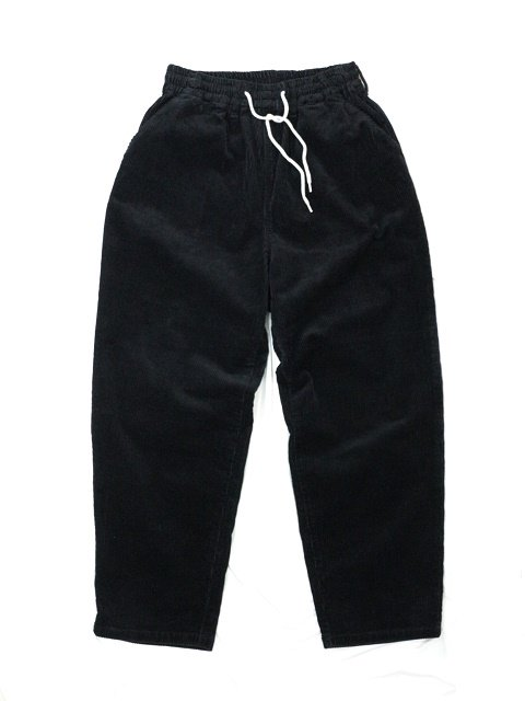 【H.UNIT】8w corduroy easy cock pants:メイン画像
