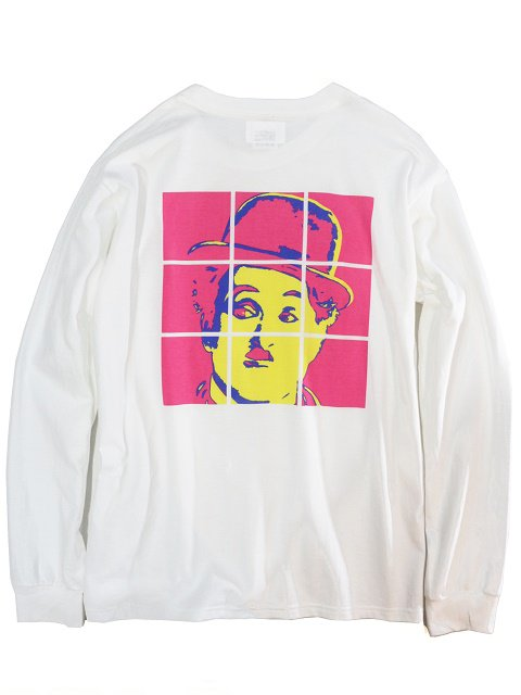 【modem DeLi×ReRe】LOOSE FIT GRAPHIC L/S TEE