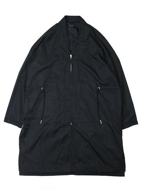 【modem design】ZIP UP OVERCOAT(M-1903853):メイン画像