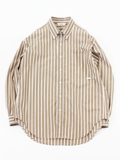 【amne】B.D L/S shirts:メイン画像