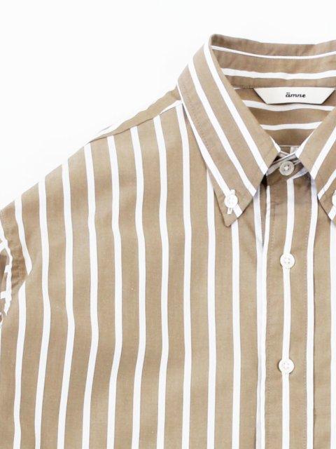 【amne】B.D L/S shirts:画像2