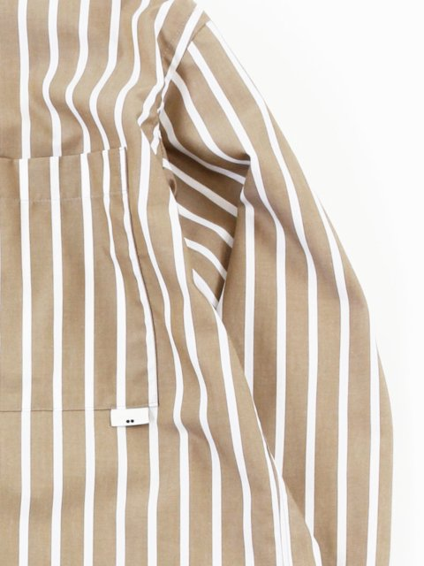 【amne】B.D L/S shirts:画像3